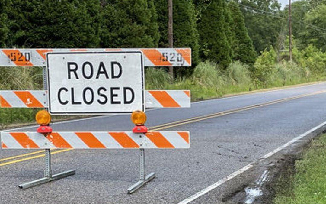Woods Road From Edmundston Closed for Bridge Repair
